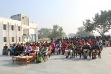 Celebration of Farewell cum Blessing Ceremony for Class XII Students Session 2019-20