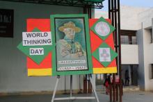Celebration of World thinking Day & Founders Day on 22nd February,2020